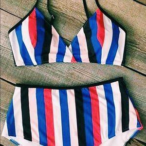 eb8a54096d Women 4th Of July Bikini on Poshmark